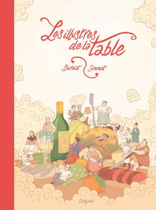LES ILLUSTRES DE LA TABLE LES ILLUSTRES DE LA TABLE